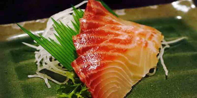 Can you freeze sashimi