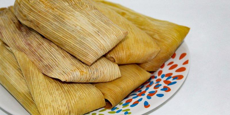 Defrosting Tamales