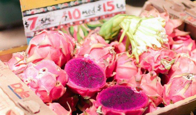 buying dragon fruit