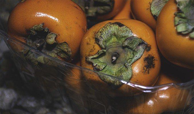 spoiled persimmon