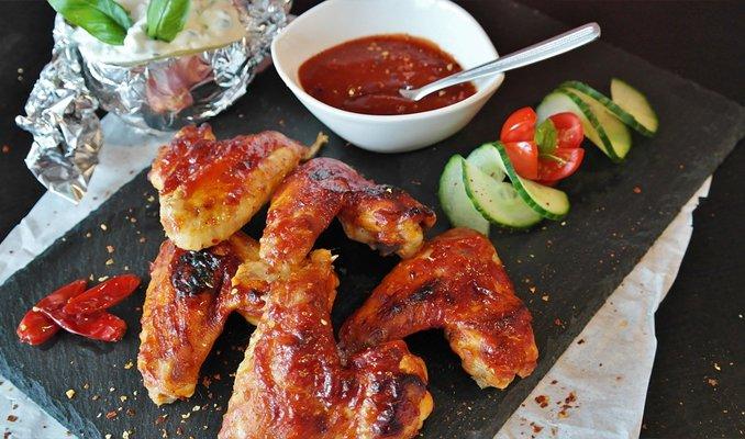 bbq sauce chicken