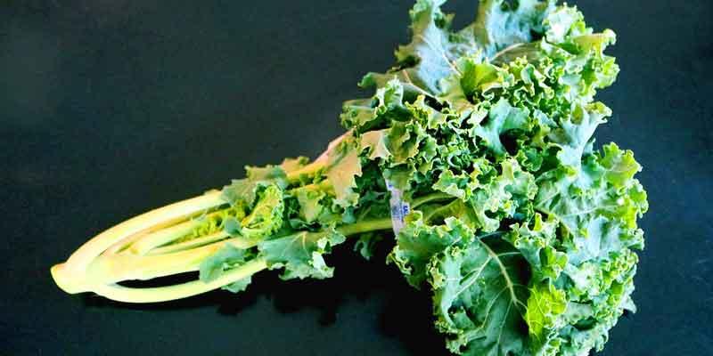 whole kale