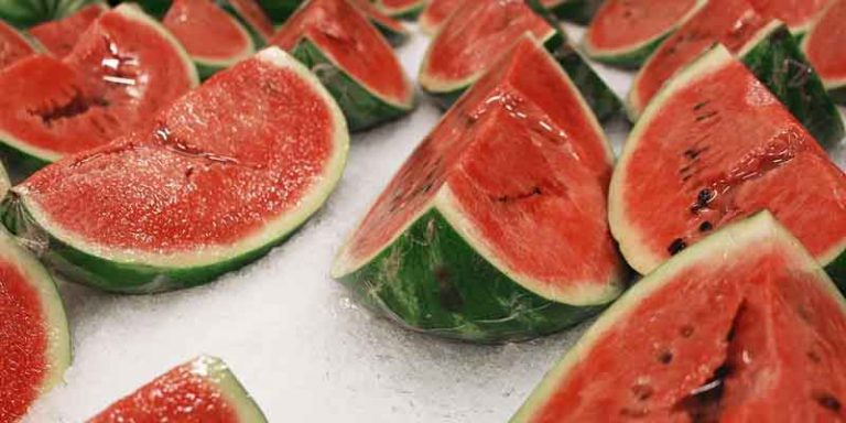 Can you freeze watermelon