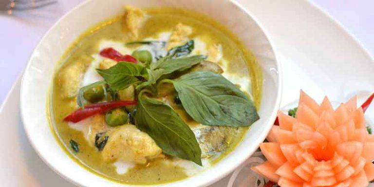 Can You Freeze Thai Green Curry
