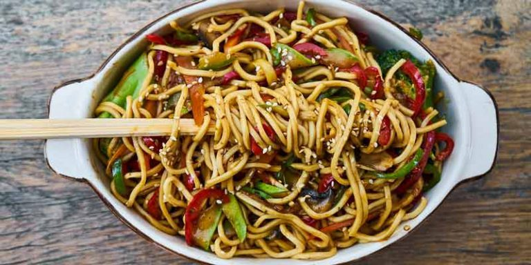 Can You Freeze Chow Mein