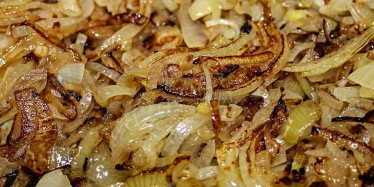 can you freeze cooked onion