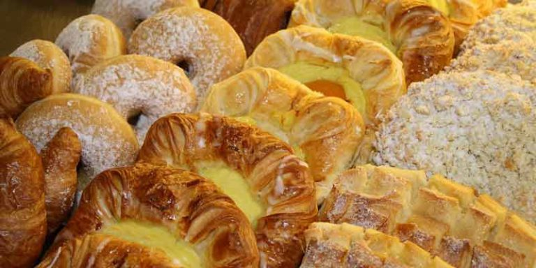Can You Freeze Danish Pastries