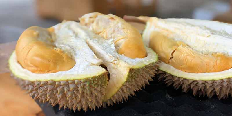 how long does durian last