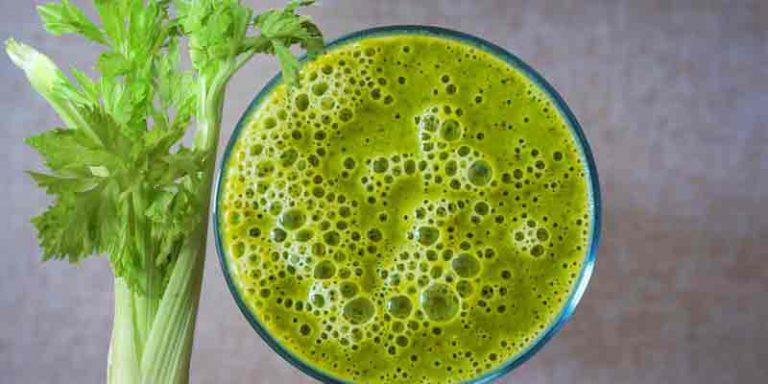 How Long Does Celery Juice Last