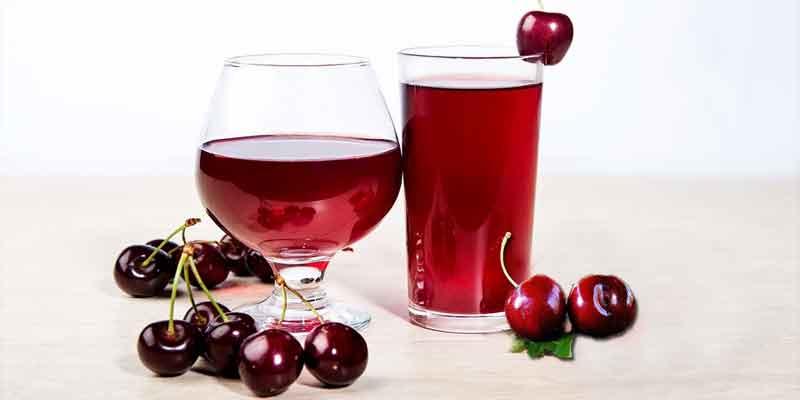 Can Freeze Cherry Juice