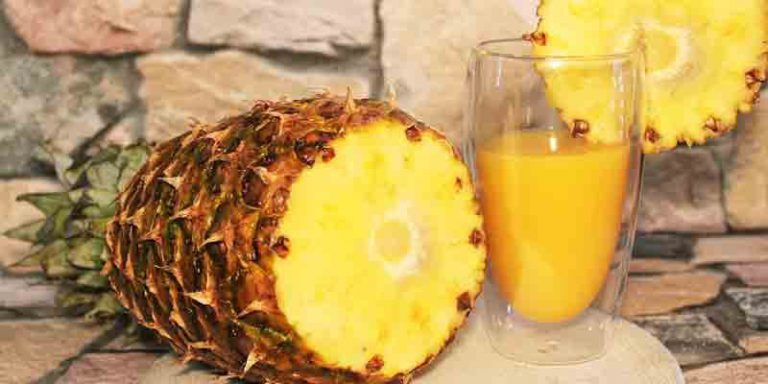 Can You Freeze Pineapple Juice