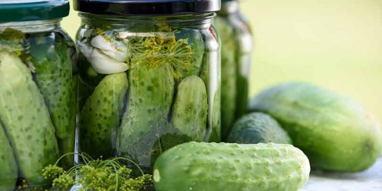 Can You Freeze Dill Pickles