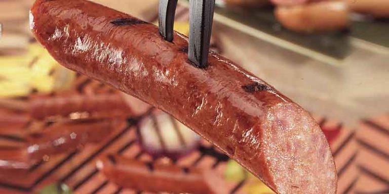 can you freeze smoked sausage