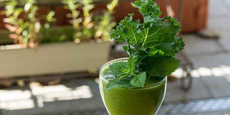 Can You Freeze Kale Juice