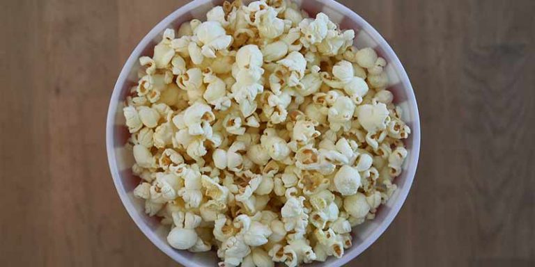 Can You Freeze Popcorn