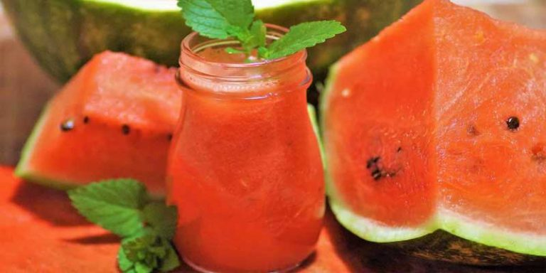 Can You Freeze Watermelon Juice